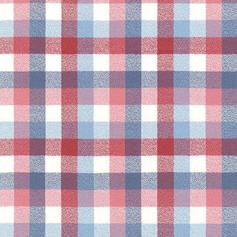 "Plaid - Flannel 44"" - Americana"
