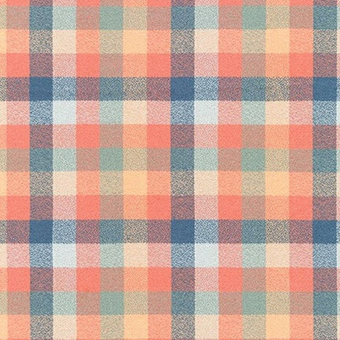 "Plaid - Flannel 44"" - Sundance"