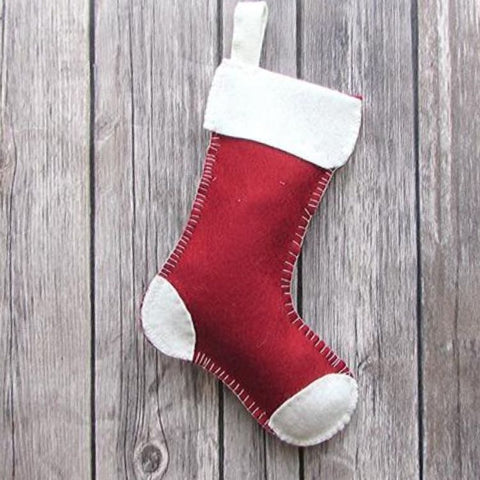 Kit | Mini Stocking Red