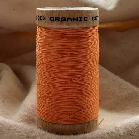 Organic Cotton Thread 4804 Tangerine