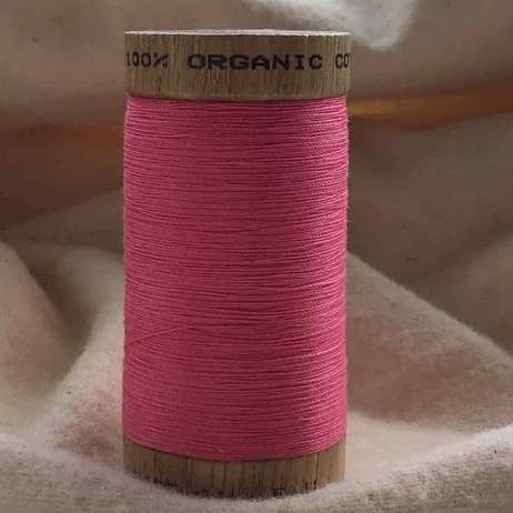 Organic Cotton Thread 5810 Rose
