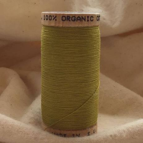 Organic Cotton Thread 9823 Celery