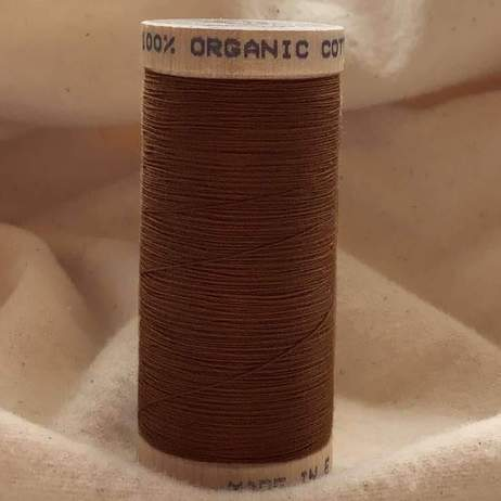 Organic Cotton Thread 3827 Acorn