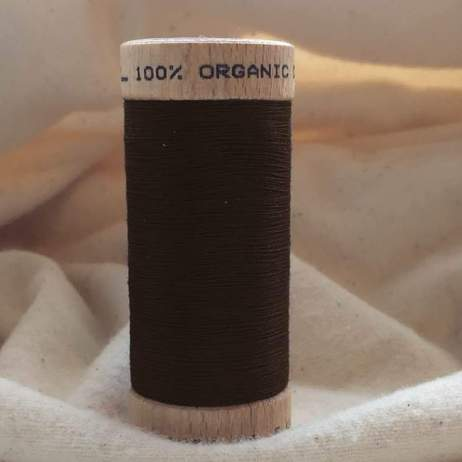 Organic Cotton Thread 3830 Mahogany
