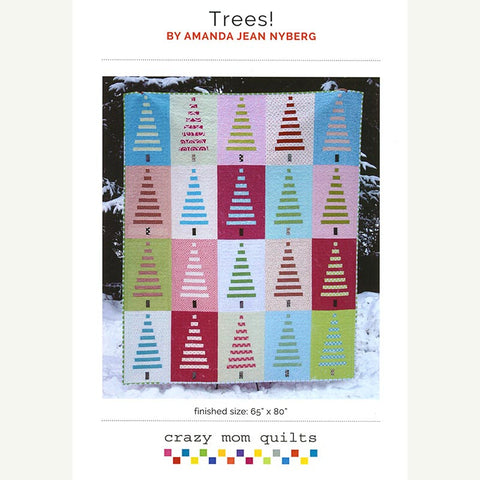 Trees! Quilt Pattern
