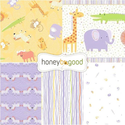 Safari Sweet II - Bundle Purple