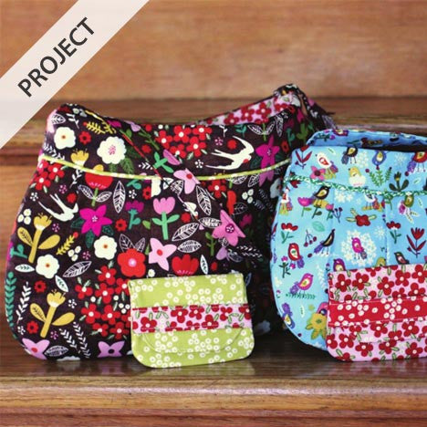 Buttercup Bag - Free Pattern