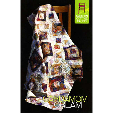 Cardamom Cream Quilt Pattern | HoneyBeGood