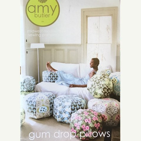 Gum Drop Pillow Pattern