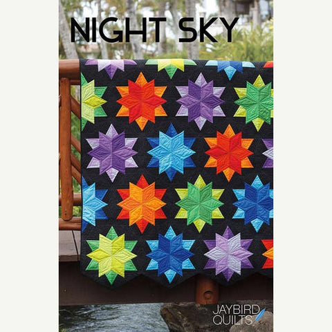 Night Sky Quilt Pattern