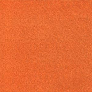 Eco-fi Craft Felt - 10 Orange
