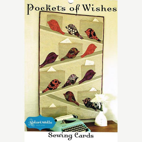 Pockets of Wishes Quilt Sewing Card