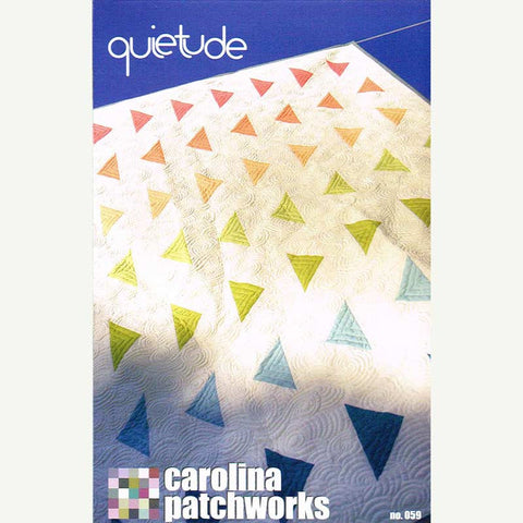 Quietude Quilt Pattern