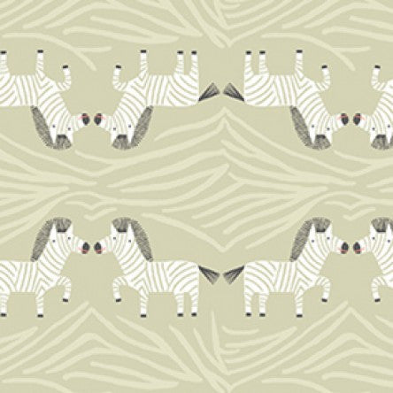 Safari Sweet II - Zebra Line Dance | Khaki