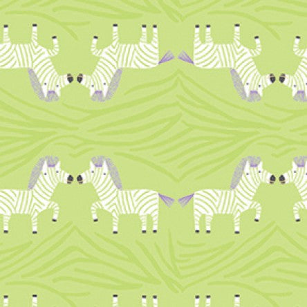 Safari Sweet II - Zebra Line Dance | Lime