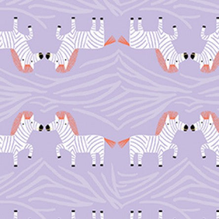 Safari Sweet II - Zebra Line Dance | Purple