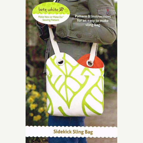 Sidekick Sling Bag Pattern