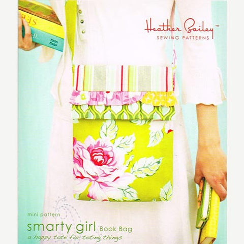 Smarty Girl Book Bag Mini Pattern