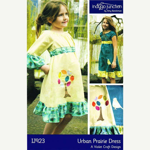 Urban Prairie Dress Pattern