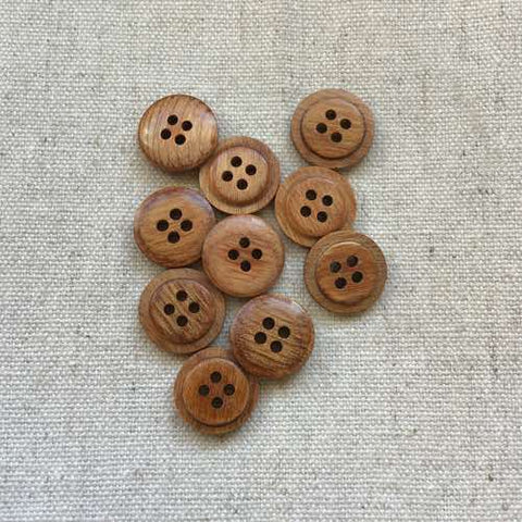 """8 Sweet Smiley Face Assorted Colors Realistic Shank Buttons 3//4/"""" Diameter"""