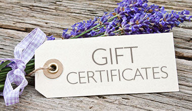 HoneyBeGood Gift Certificates