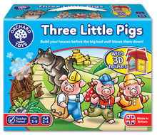 Load image into Gallery viewer, Three Little Pigs Game