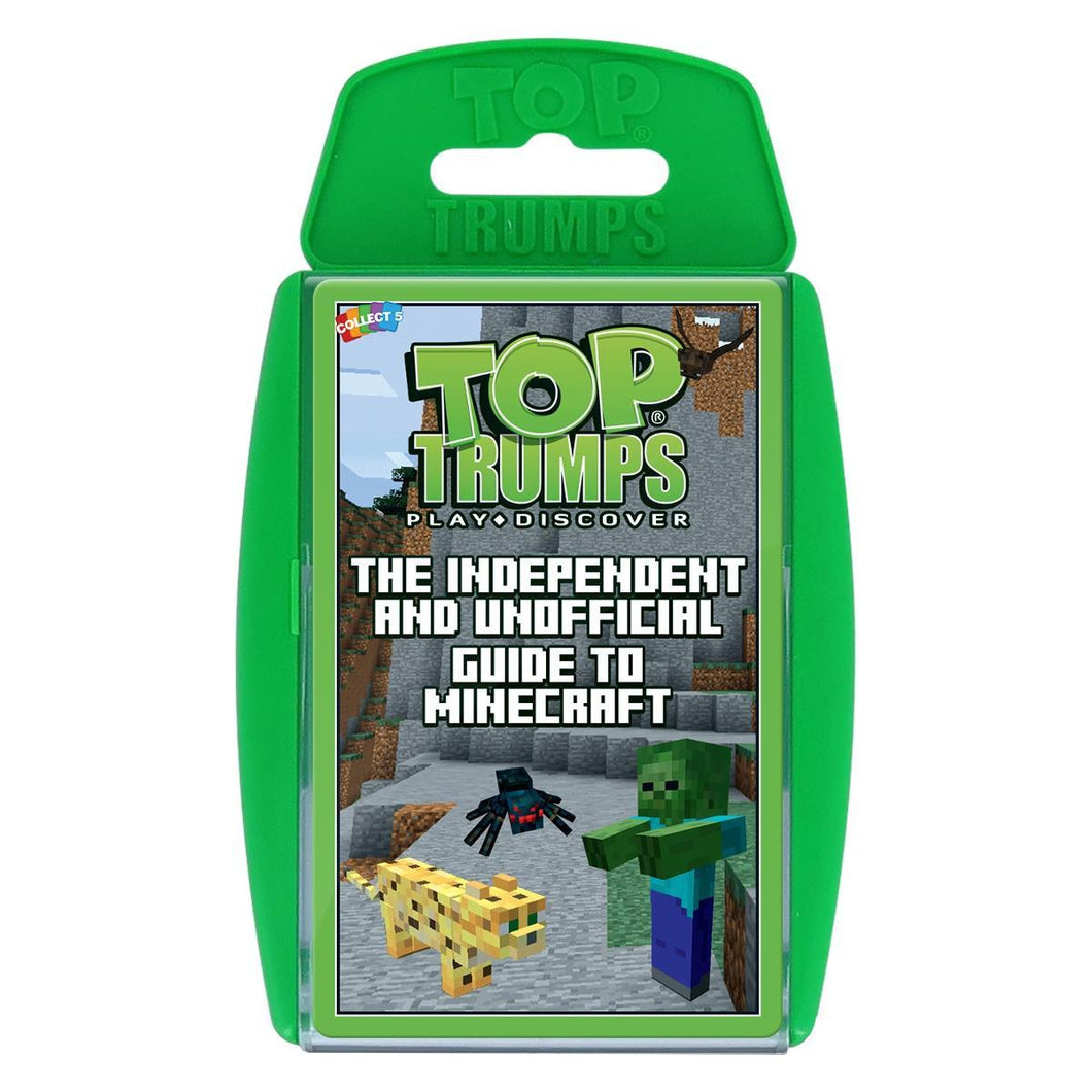 Top Trumps Unoffical Minecraft