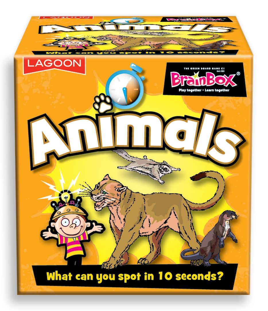 Brain Box Animals