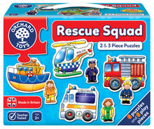 Load image into Gallery viewer, Rescue Squad Puzzle