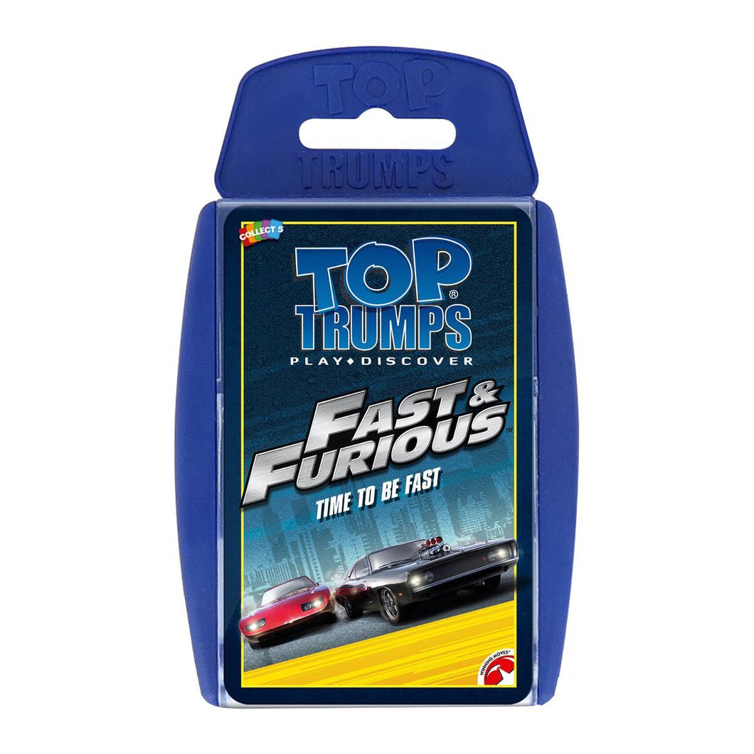 Fast and Furious Top Trumps