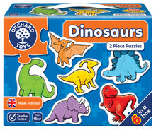 Load image into Gallery viewer, Dinosaur Puzzle