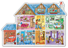 Load image into Gallery viewer, Dolls House Puzzle