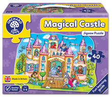 Load image into Gallery viewer, Magical Castle Puzzle