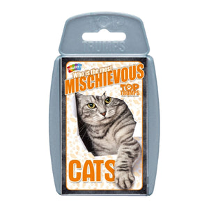 Top Trumps Cats