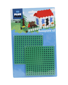 Pack of 2 Baseplates Plus Plus