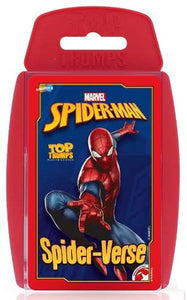 Top Trumps Spiderman