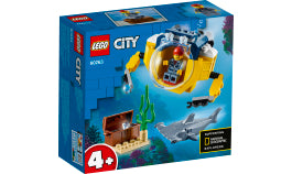 Lego City Ocean Mini Submarine