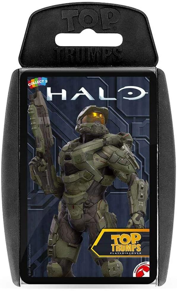 Top Trumps Halo