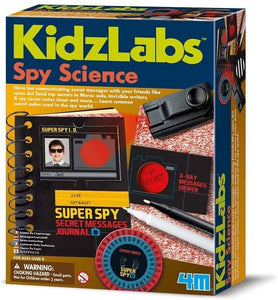 Spy Science Kit