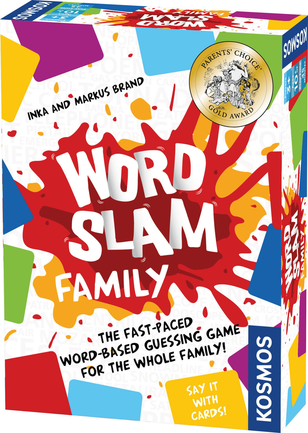 Word Slam Family Game