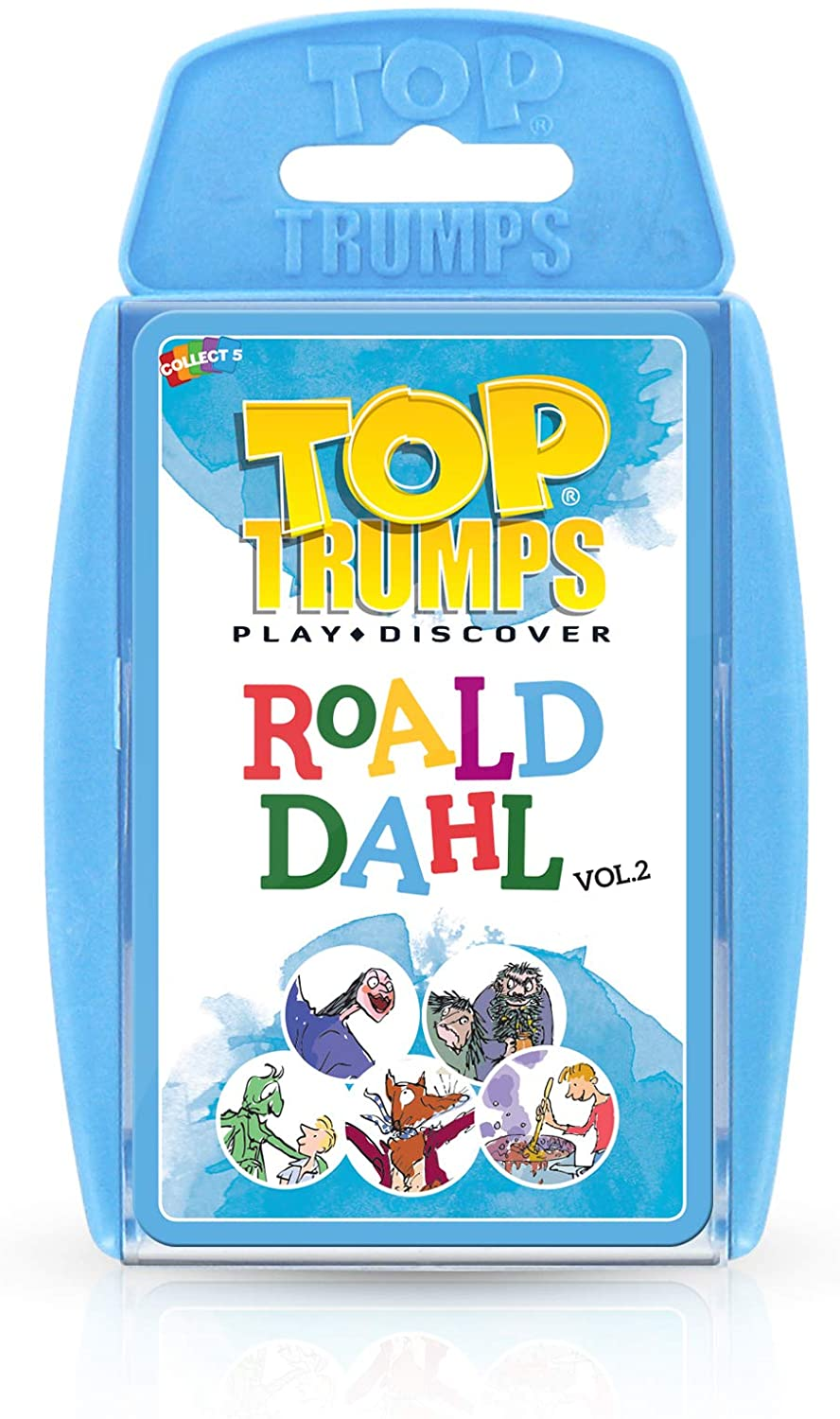 Top Trumps Roald Dahl