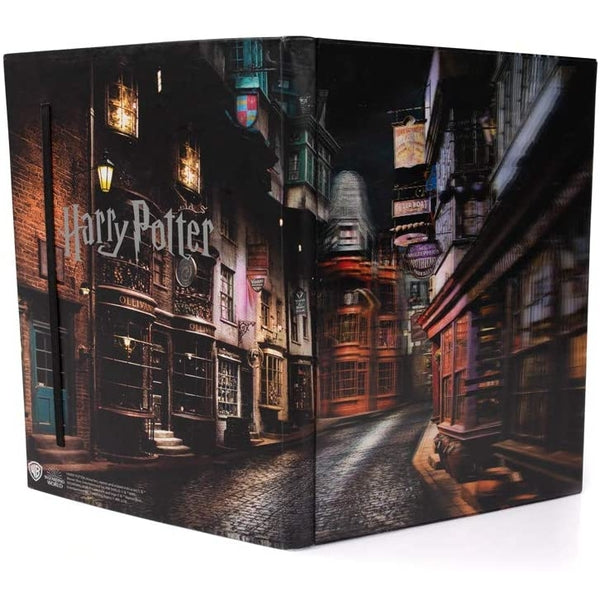 Harry Potter 3D Notebook Diagon Alley
