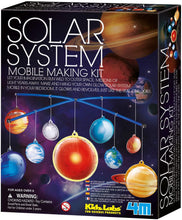 Load image into Gallery viewer, Solar System Mobile Making Kit
