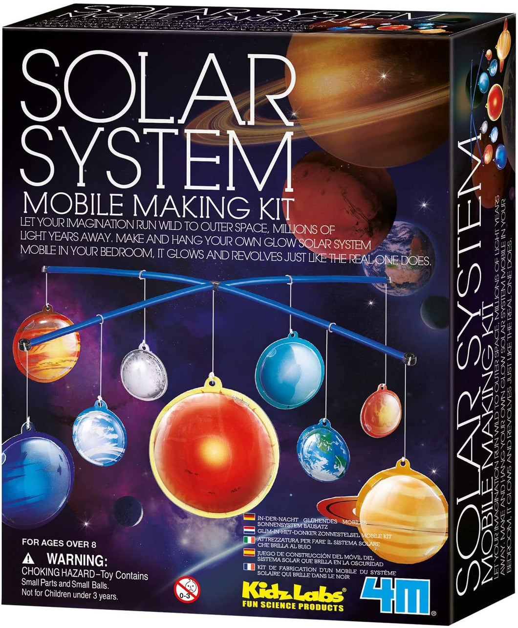 Solar System Mobile Making Kit