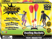 Load image into Gallery viewer, Stomp Rocket Dueling Kit