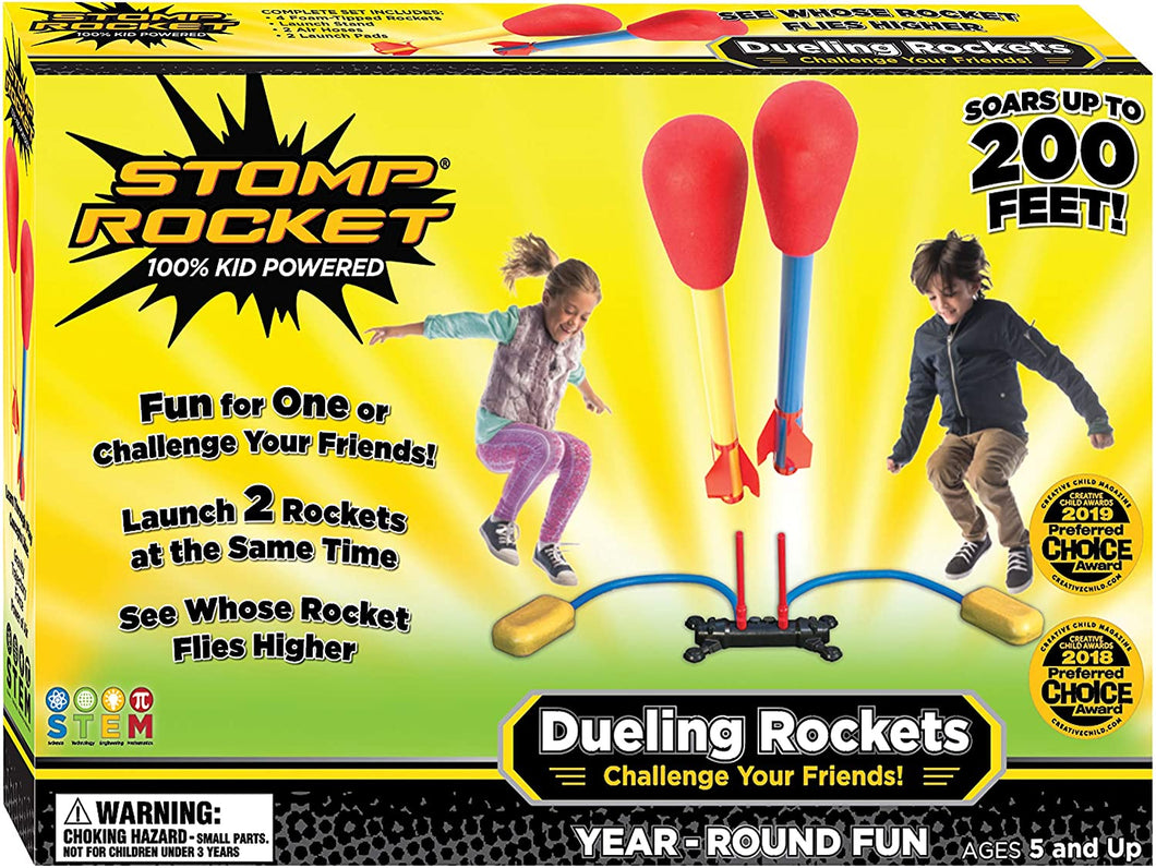 Stomp Rocket Dueling Kit
