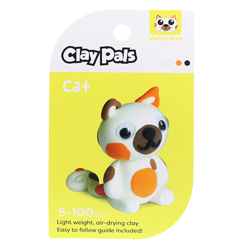 Clay Pals - Cat