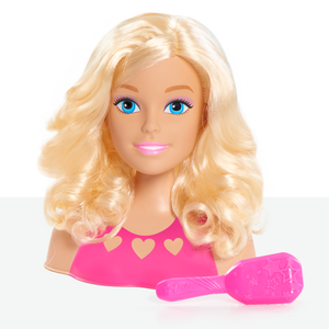 Barbie Mini Blonde Styling Head