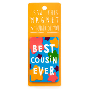 Magnet - Best Cousin Ever