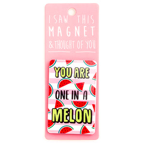 Magnet - One in a Melon
